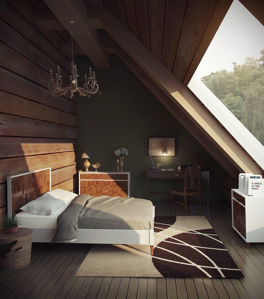 5 ไอเดียแต่งห้องนอนขนาดเล็กให้ดูมีพื้นที่ ไม่อึดอัด